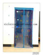 Shengli new magnetic anti mosquito bug divider door curtain door best replacement for traditional mosquito nets