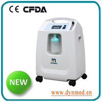 Portable oxygen concentrator medical equipment DO2-5AH