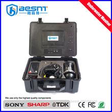Besnt 20m-100m cable monitor de alta definición 420 tvl con el controlador de la cámara bajo el agua bs-st05d