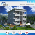 SOHO estructura de acero prefabricada apartamentos