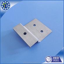 En alliage d'aluminium 6060 pièces de poinçonnage en propre usine