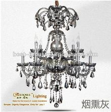 2012 latest prmotion : Royal empire decoration crystal chandelier with K9 crystal drops,Meerosee china chandelier manufacturer