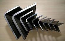 Ms Equal Unequal Black & Galvanized Steel Angle