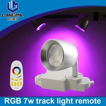 Langma Wireless Milight LED RGBW LED Light control For iOS/iPhone/iPad Android/Samsung/LG/SONY RGB track light