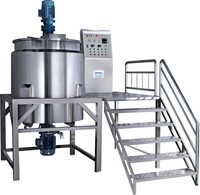 guangzhou liquid detergent production line,liquid detergent and soap mixing making machine