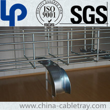 steel grid cable tray manufacturer (CE,SGS,ISO,TUV,RoHS,IEC,NEMA)