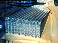 Corrugated Steel Roofing Metal Sheet For Sale