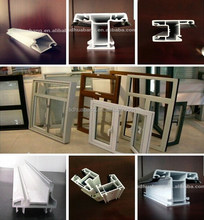 chinese manufacturing companies for upvc plastic profile