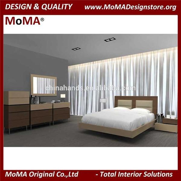 Ma 165c 2015 Modern Bedroom Furniture Soft Upholsted High