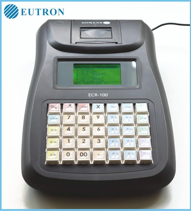 Eutron небольшой портативный электронный кассовый аппарат, мини-кассового аппарата