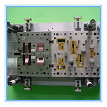 stamped parts with progressive stamping die, stamping die component mould
