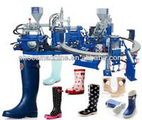 Rain Boot Making Machine Plastic Long Boots Making Machine