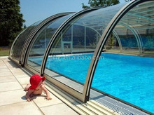 China Top Quality Aluminum Sunrooms & Glass Houses for Pool