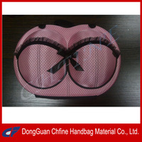 (CFBCD2-00089H)2015 new arrival high quality customized Nylon bra and panty case