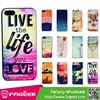 2015 Fashionable Pattern Plastic Cover for iPhone 5s 5