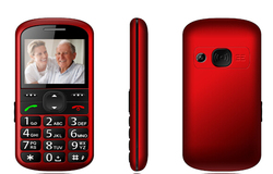 "C03 1.77"" Big keyboard elder phone old People Mobile Senior Phone MTK6260/6261 old phone no camera"