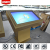 Lowest price shopping mall outdoor advertising lcd display WIFI muli function