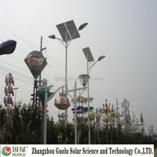 Hybird Solar Wind High quality automatic sencer street lights republic of korea CE Rohs IP65 park light