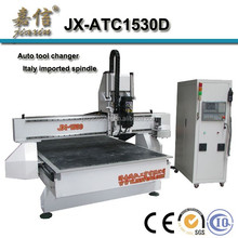 CNC Routers with Auto tool changer for wood furniture