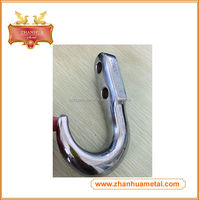 M16 Lifting Forged Iron Welded eye bolt tow hook