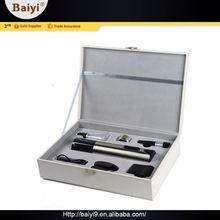 Effortless Ergonomic Electrical Wine Custom Cheap Bulk Bottle Opener Gift Cases