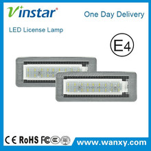 Vinstar Light Ben.z Smart LED License Lamp Smart Fortwo license plate lamp LED