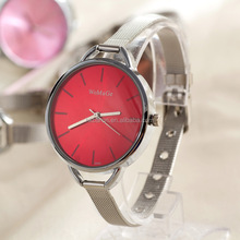 Most popular products women watch with big face colorful dial hot in china market womage watch