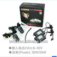 Nissan 35w/55w motorcycle and auto hid Xenon kit