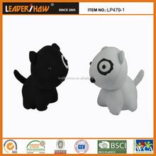 2015 new design hotsell cat toy/plush diy animal shaped pillow /