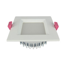 12w square led downlight with lm79 lm80 test report,recessed downlight led smd5630 chip ce saa approved