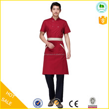 2015 OEM factory short sleeve bellboy uniform for sale