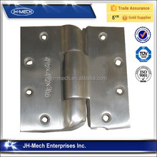 Investment Casting Mirror Polished Stainless Steel Hinges