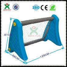 2013 hot sale plastic football goal for kids/mini football goal QX-B3909
