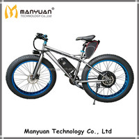 48v 11.6ah 1000w rear motor dirt tire pedelec e bicycle
