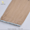 Human Hair Extension Remy Double Drawn Full Cuticle Strong Tape double side adhesive tape