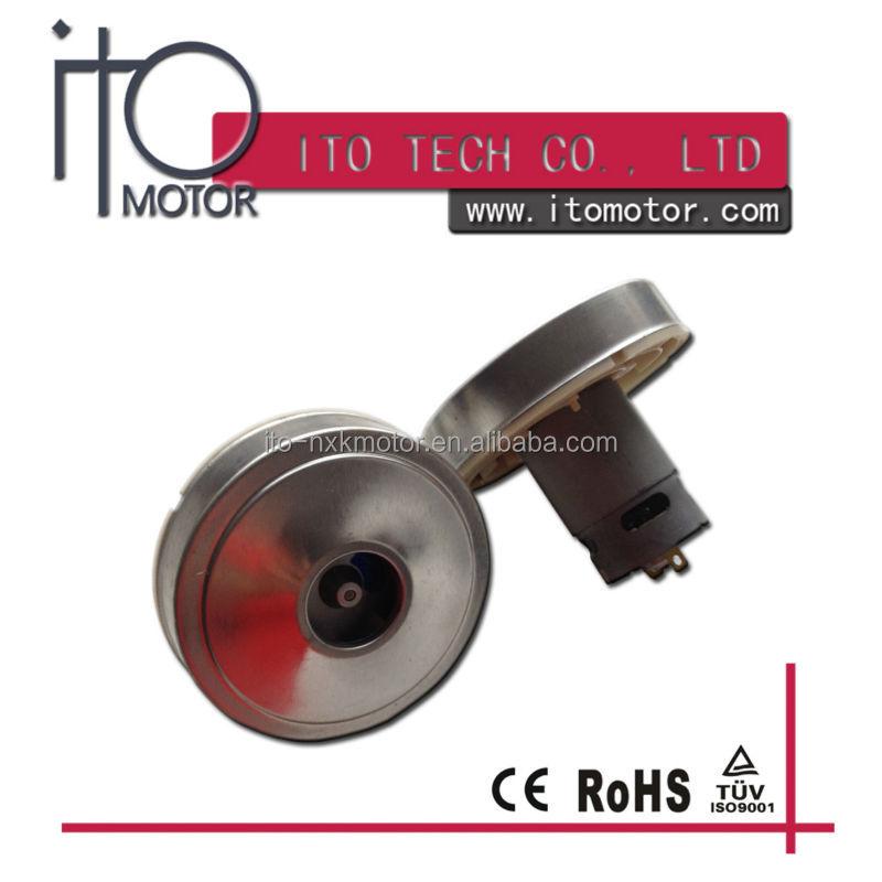 87mm 12v 18v 24v Dc Wet And Dry Brushed Vacuum Cleaner Fan