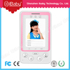 Ibaby new product C88 Ultrathin personal ID card GPS tracker with 2.4Ghz FRID