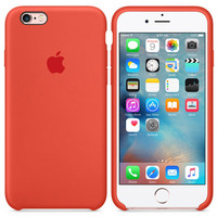 100% Original Offical Silicon Case For iPhone 6 6S for iPhone 6 6S Case Cover