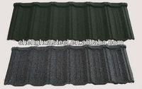 Reasonable price of color stone coated steel roof shingles Yiwu