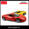 High Speed 1/14 Ferrari licensed R/C car toys