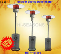 high efficiency standard natural gas heater with high quality for outdoor use