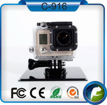 Durable hot-sale wifi action camera for extreme