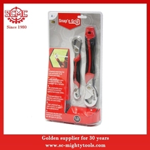 Snap n Grip & Snap and Grip Wrench Set, Snap'n Grip Wrench, As Seen on TV 2015