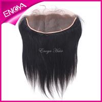 New Fashion Lace Frontal Closure Brazilian Unprocessed human hair Lace Frontal Closure 13x4