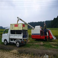 Reliable Quality Rice Combine Harvester combine harvester for sale in pakistan