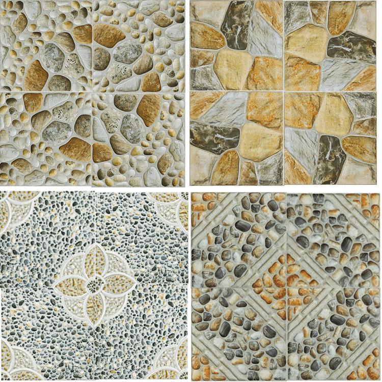 300x300mm foshan imitan piedras antideslizante suelo de - Azulejos de terraza ...