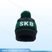 Hip-Hop Sport Beanies Unisex Cotton warm knitted Hats