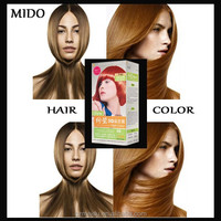 Easy control hair color cream 3D special color effect colorful hair dye