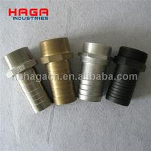 Customize Hydraulic Hex Nipple Hose Fitting