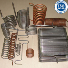 tube coil condenser